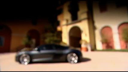 Пета предавка - Audi R8