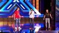 Методи, Борислав и Георги - X Factor (23.09.2014)