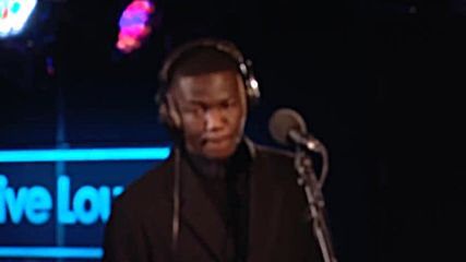 Jacob Banks - Stay (don't Kill My Vibe) in the Live Lounge