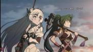Hitsugi No Chaika Avenging Battle Opening