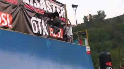 Rollers ;btk European Inline Vert Champion