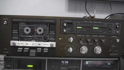 касетен дек Dual C830 тест