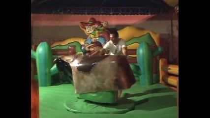 Механичен бик - родео