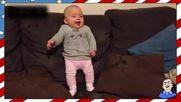 Смешна компилация на бебета