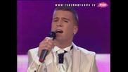 Milan Mitrović - Ostao sam sam (Zvezde Granda 2010_2011 - Emisija 29 - 23.04.2011)