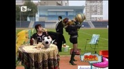 Футболни свекърви - Пълна лудница - 06.02.2010