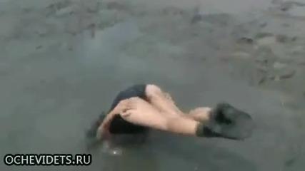 Ето как се къпят японките