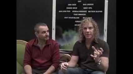 Interview with David Bryan and Joe Dipietro