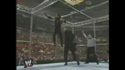 *8 - 0* Wwf Wrestlemania 15 - ( Hell In A Cell Match ) The Undertaker Vs Big Boss Man