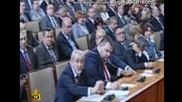 Волен Сидеров даде решаващия глас за кворум в парламента