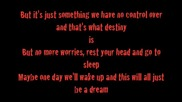 Eminem - Mockingbird (with Lyrics)