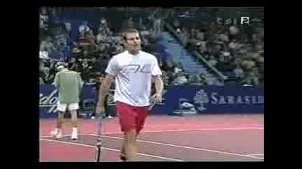 Най - Добрият Удар На Федерер