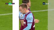 Уест Хям Юнайтед - Уест Бромич Албиън 1:0 /първо полувреме/