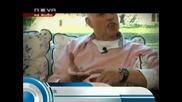 Най–богатият българин Краси Дачев в Станция Нoва 17.04.11 (част 1/2)