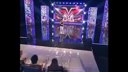 Неизлъчвано Дасега ! Велина Велинова от Търговище в X Factor Bulgaria!