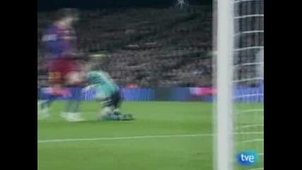 """Минимален успех за """"Барселона"""" срещу """"Сарагоса"""" – 1:0"""