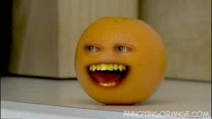 annoying orange pain apple