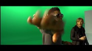 David Guetta ft. Usher - Without You ( Зад Кулисите )