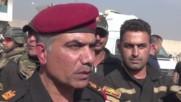 Iraq: Iraqi army advance to Bartella, east of Mosul