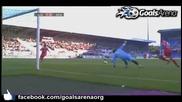 Auxerre 4-1 Ajaccio