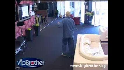 Vip Brother епизод 3 - Део Танцува рано сутринта