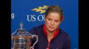Победата на младата майка Клайстърс на US Open