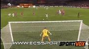 Сърбия - Гана 0:1 (група D)