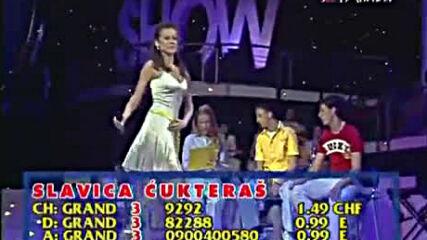 Slavica Cukteras - Oci plave boje ( Zvezde Granda 2004 )