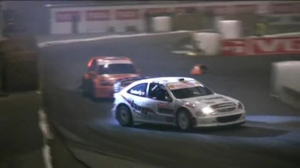 Solberg Extreme Motor Show Preview