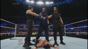 1/3 Разбиване (14.03.2014) Wwe Friday Night Smackdown