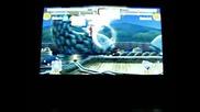 Gaara vs Sakura Naruto Ultimate ninja heroes 2