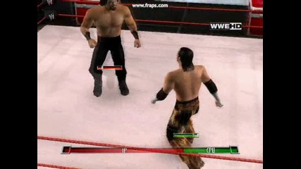 най - доброто от rey mysterio vs deuce and great Khali vs John Morrison