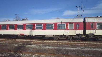 Влак за Варна