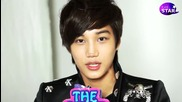 (bg subs) The Star E X O - K Kai