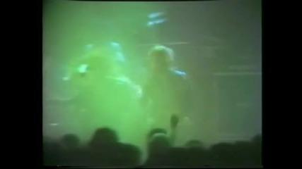 Accept Live at Solothurner Rockfestival part1 1981