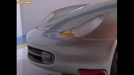 1:18 Porsche 986 Boxster