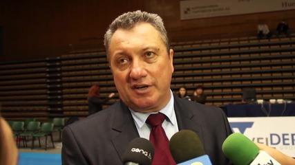 Докузовски: Много оспорван финал, ЛукОйл трябва да гони Европа