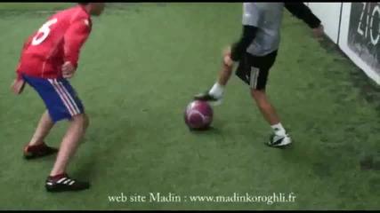 Изумителен 8 год. футболен талант ;d