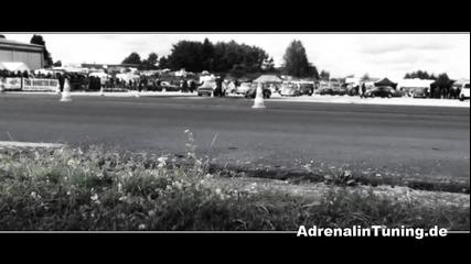 Dsg Golf 1 Fwd 1,8l 20v Turbo 9,59s 235kmh Das Drag Day 10 - Bitburg 2012 - uget