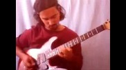 Caprice No. 16 On Electric Guitar