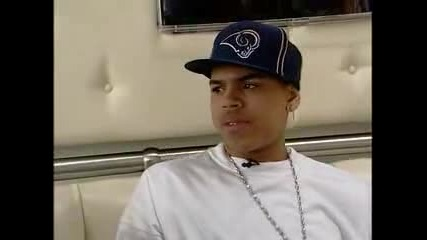 Chris Brown Interview (част 5)