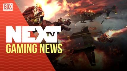 NEXTTV 017: Gaming News