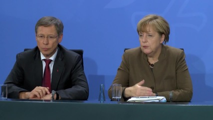 Germany: Merkel talks reasons refugee flee ahead of vote on bombing Syria