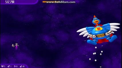 Chicken Invaders 4:boss Battle Part 1