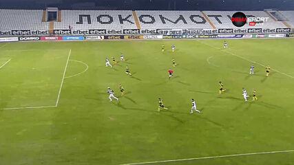 """Погром на ст. """"Локомотив""""! Унищожителен шести гол за Локо"""