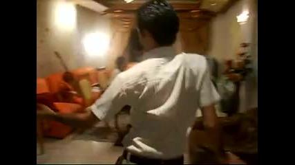 Persian boys dancing