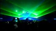 Няма такива лазери Tiesto - Live @ Hungexpo 2010