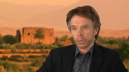 Хасансините - Принцът На Персия: Пясъците На Времето