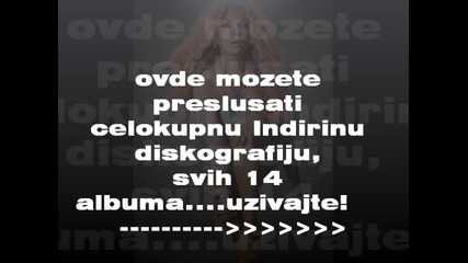Indira Radic - Dobrodosli na Official Youtube kanal - (Privat)