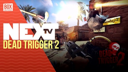 NEXTTV 027: Ревю: Dead Trigger 2
